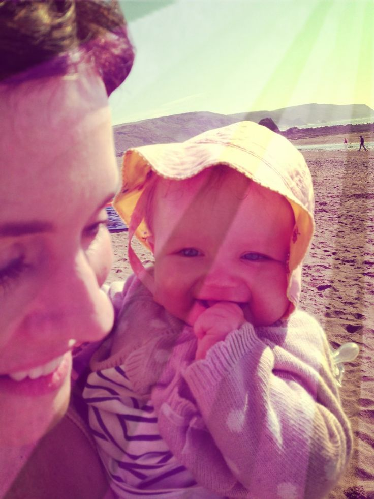 """""""Expect the unexpected!"""" Motherhood. What it's really like to be a new mum."""