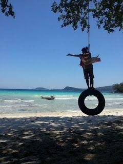 Gapang Beach