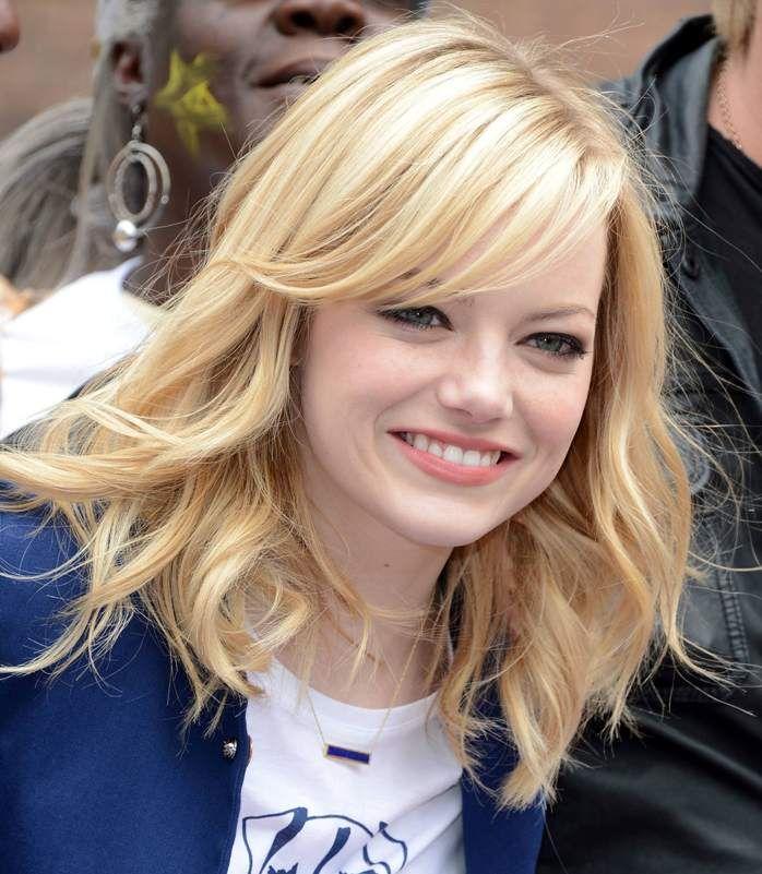 Long Hair Styles For Women Over 40 Oblong Face
