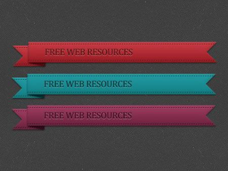 20 Archivos PSD de calidad para diseñadores web