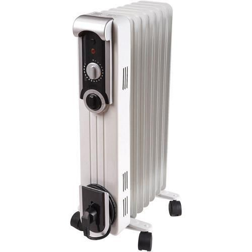 Electric Radiator Heater Portable Space Heaters 1500W Winter Heating 5120 BTUs  #WorldMarketing