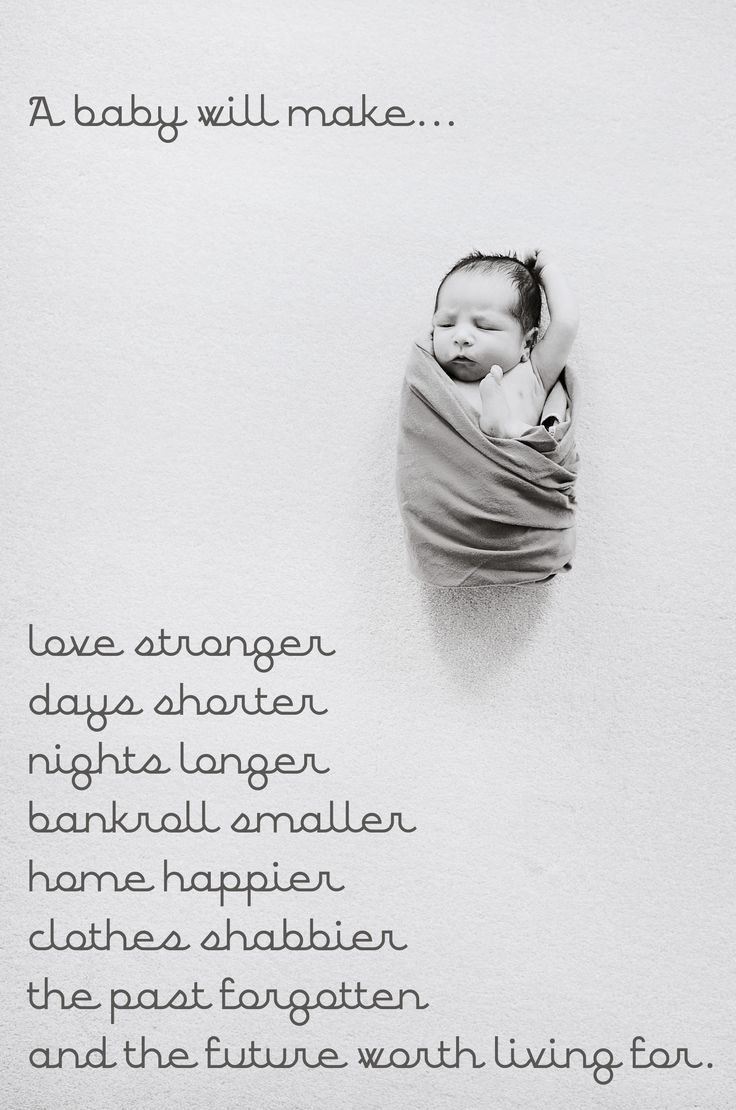 How anyone can up and leave their child and choose anything/anyone over their own baby (drugs,money,etc) is beyond me. I can't wait to have a baby and devote my whole life to their well-being and happiness. I feel like being a mommy is one of my purposes in life and I can't wait to experience it someday soon.