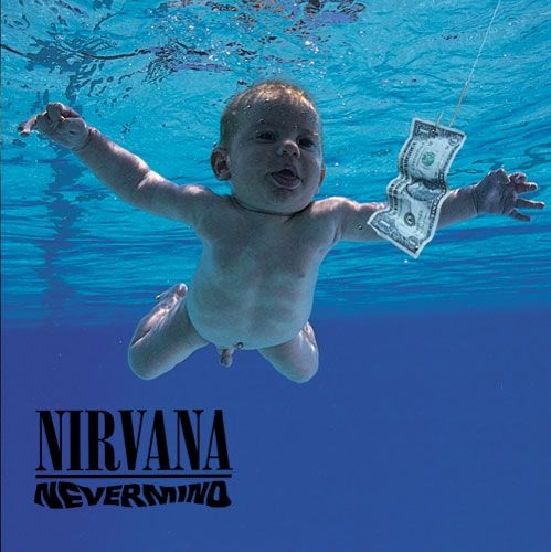 Best Album Covers of All Time Pictures - 3. Nirvana, 'Nevermind'   Rolling Stone