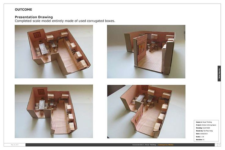 Tan Phay Hong, Level 4 Interior Architecture and Design