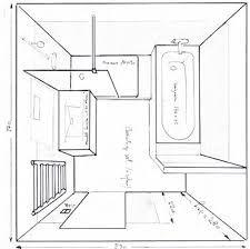 R sultat de recherche d 39 images pour plan salle de bain - Plan douche italienne ...
