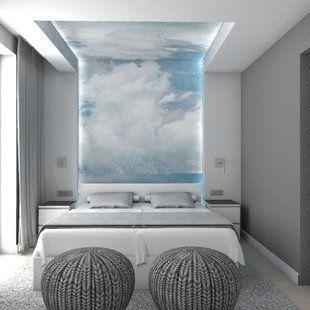 sypialnia nowoczesna w bloku - Szukaj w Google