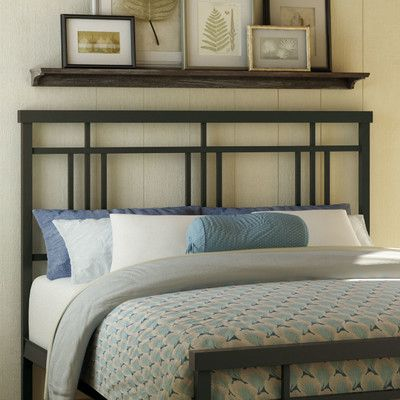 Amisco Cottage Metal Headboard and Footboard - http://headboardspot.com/amisco-cottage-metal-headboard-and-footboard-601974041/