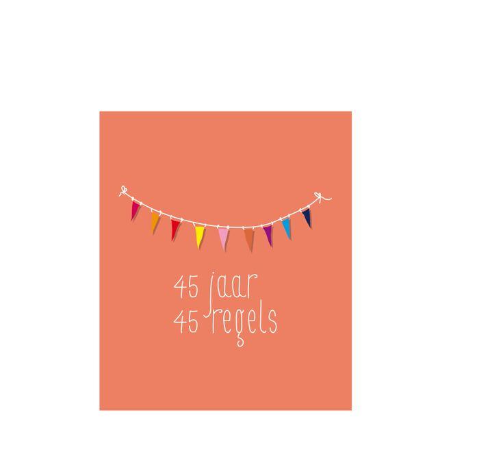 Voor vrouwen van veertig plus, 40+. 45 regels van Regina Brett.