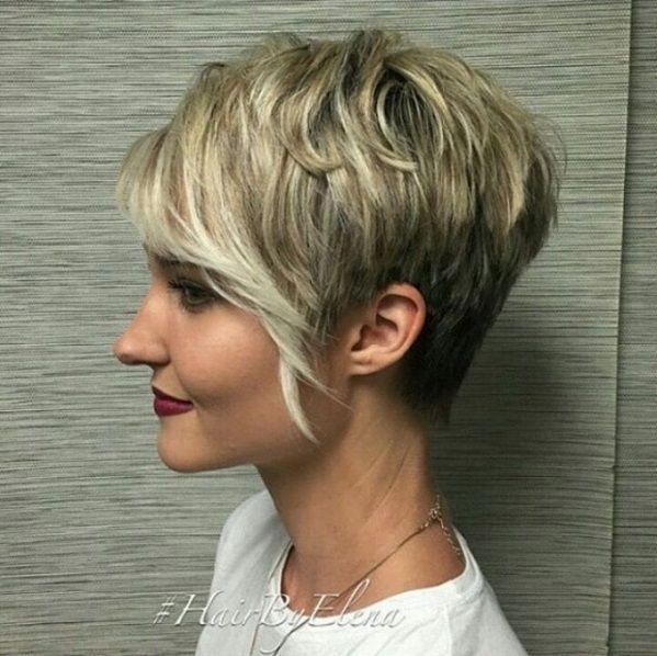 Terrific 1000 Ideas About Pixie Long Bangs On Pinterest Cute Pixie Cuts Short Hairstyles Gunalazisus