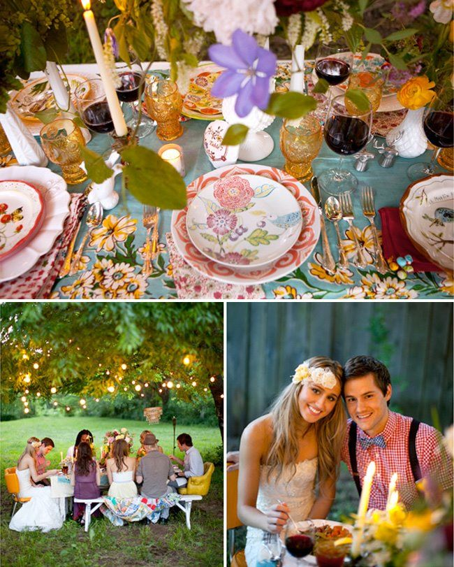 Casual Outdoor Wedding Reception Ideas: 1000+ Ideas About Casual Outdoor Weddings On Pinterest