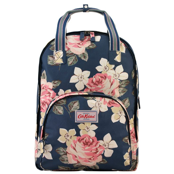 Richmond Rose Multi Pocket Backpack | Backpacks | CathKidston