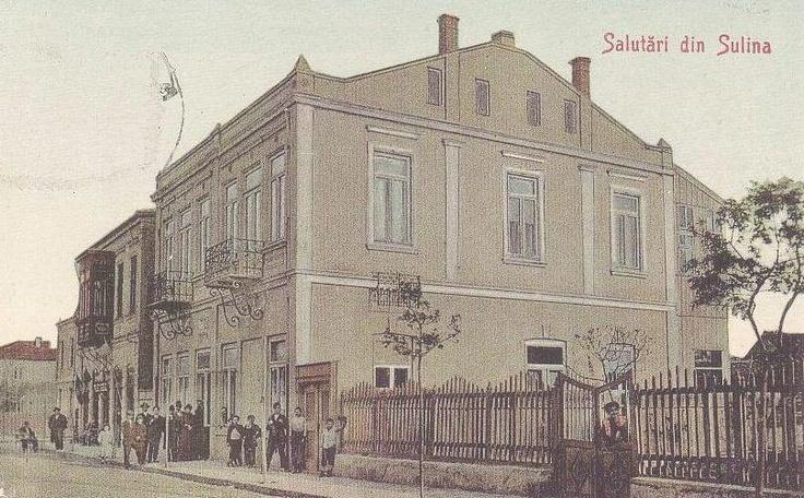 Sulina - antebelica