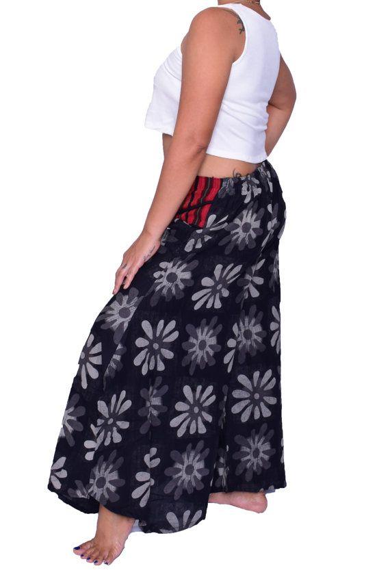 New hippie harem Pants Yoga Pants Drop Crotch by FANZYDESIGN