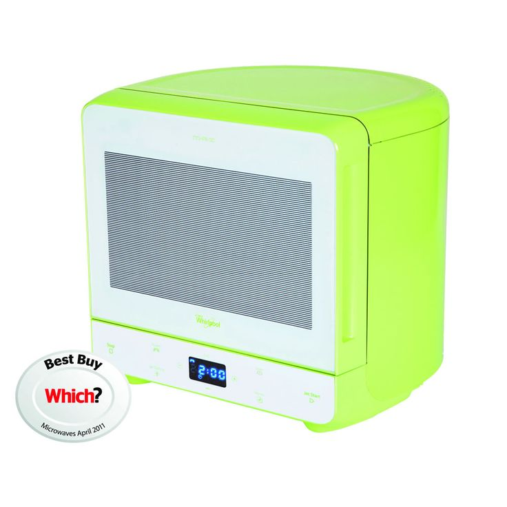 Whirlpool Max Microwave 13L 700W Green Max35GRN