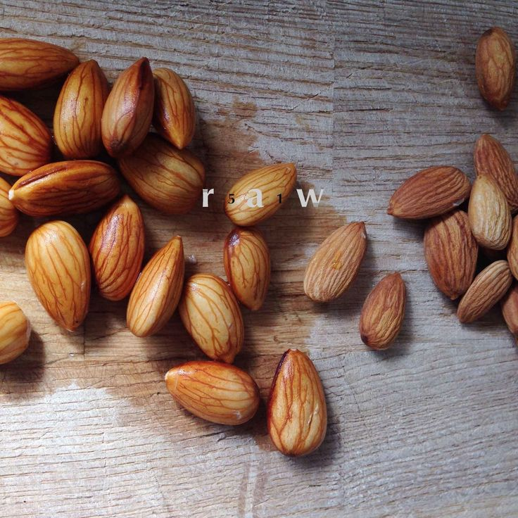 ACTIVATED ALMONDS VS NON, THEY REALLY DO 'WAKE UP'.