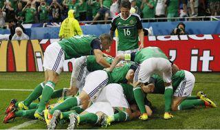 Planet Stars: EURO 2016: Η Β. Ιρλανδία, γράφει ιστορία! Κέρδισε ...