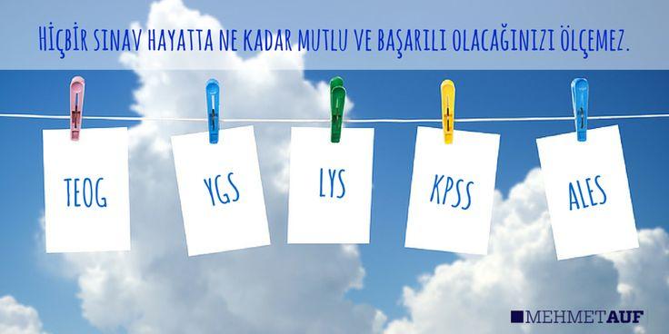 Rahat olun:) #lys #teog #osym #mehmetauf