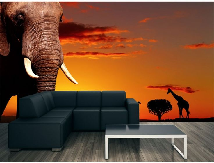 African Print Home Decor | African Themed Room For Wild Decor | New Home  Design Trends