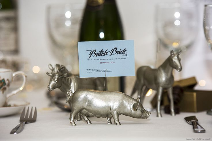cute wedding place card holders