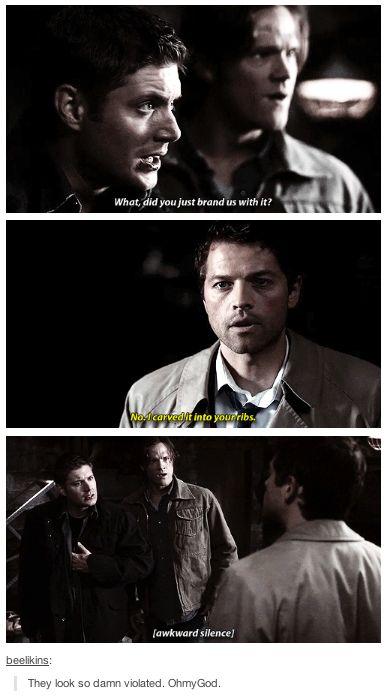 Funny Supernatural Tumblr | supernatural dean winchester sam winchester spn winchesters tumblr ...