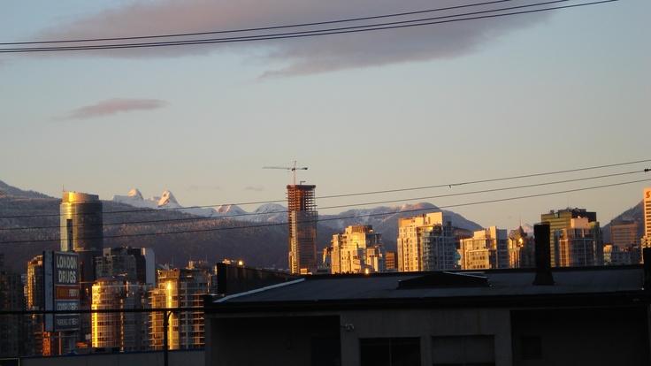 More Vancouver Skyline!