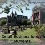 30 Small Business Ideas for Students