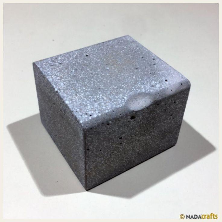 Nerites Kağıt Ağırlığı/Ataçlık, NadaCrafts.com | Concrete Ürünler