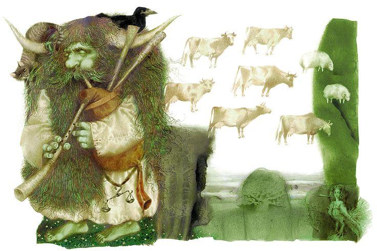 Children of Peroun's Tribe-Pavel Tatarnikov..