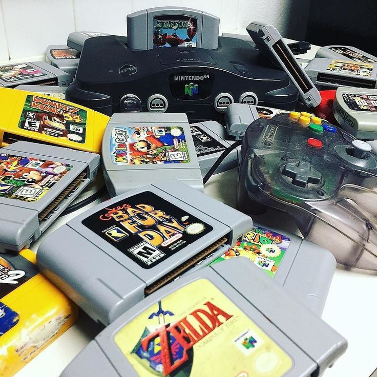 My trick when you can't cope with life get lost in a wonderful game. I am currently replaying oot on the 3ds. After that I will play ww and tp on the wii u. Games are wonderful. What is your favourite game?? Photo credit: @thatgamernerd  Name the last N64 game you played!   #nin10do #supermario #zelda #starfox #thatgamernerd #retro #retrogaming #retronintendo #retroandrare #retrocollective #xbox #playstation #nintendo #ninstagram #videogame #videogames #gamer #gaming #sega #mario #wii #wiiu…