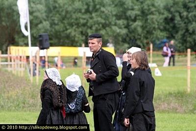 At the Schaapscheerdersfeest (June) people love to show the traditional costumes…