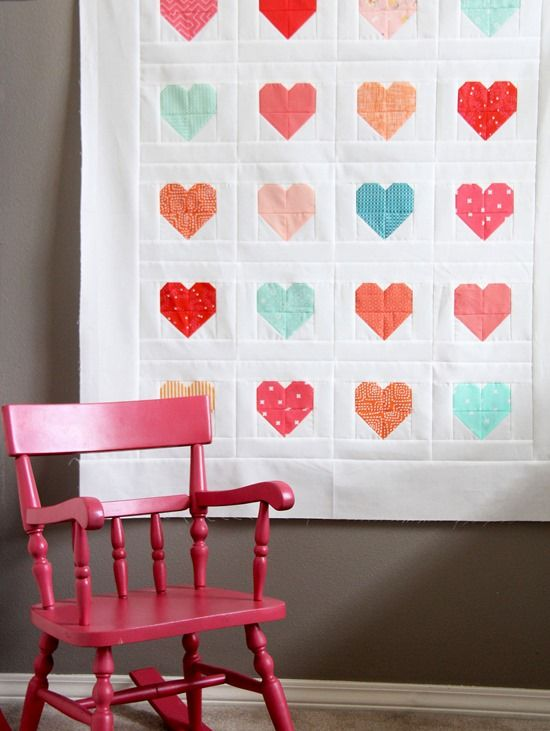 I was going to share this tutorial with you when the quilt was all finished and cute, but decided...
