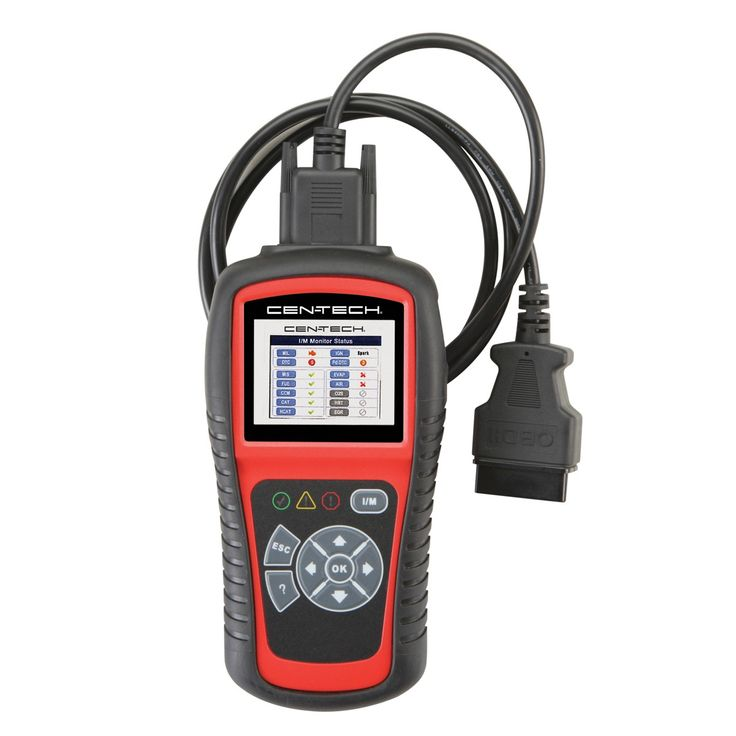 The 10 best 10 essential tools for the mechanic images on pinterest cen tech 60694 can obd ii professional scan tool harborfreight automotivetools greentooth Images