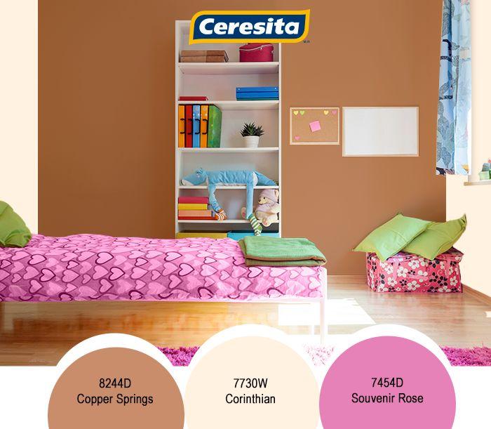 #CeresitaCL #PinturasCeresita #Color #Mundo #Creatividad #Pintura #Tendencia #Estilo #Decoración #Arquitectura #Niños #Inspiración *Códigos de color sólo para uso referencial. Los colores podrían lucir diferentes, según calibrado de su monitor.