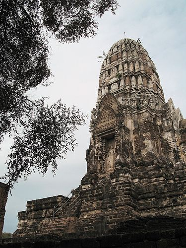 Taken on December 26, 2008 Phra Nakhon Si Ayutthaya, Phra Nakhon Si Ayutthaya, Thailand