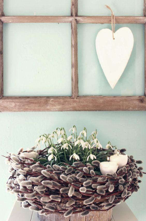 602 best deko f r den fr hling images on pinterest. Black Bedroom Furniture Sets. Home Design Ideas