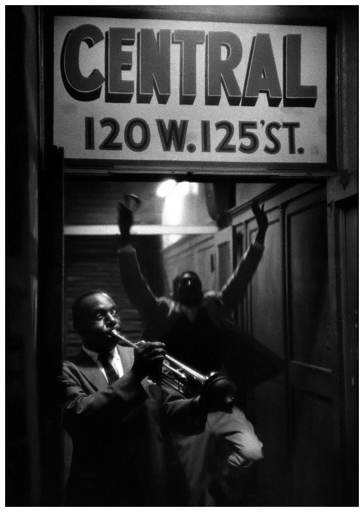 William Claxton - Cootie Williams, NYC, 1960