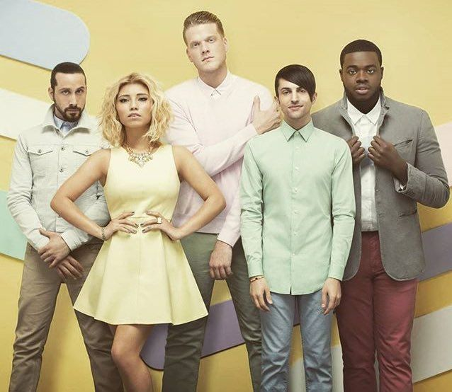 I think I'm obsessed with Pentatonix too much, jk u can never be too obsessed
