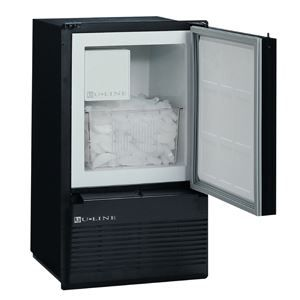 Ice Maker BI95BTP  Enjoy ice cold drinks anytime! Great for toy haulers!  •  Easy convenient installation  •  No drain required.