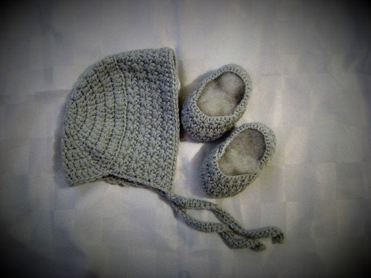 Gorro vintage crochet