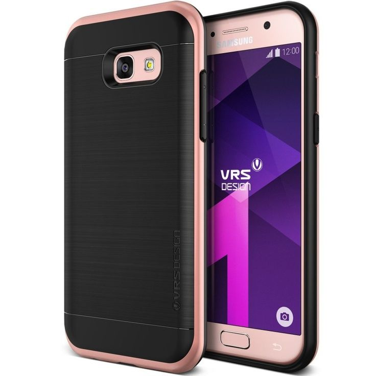 VRS Design- High Pro Shield Case for Samsung Galaxy A5(2017) - Rose Gold  Verus Design #premium_quality_cases #best_design Buy yours @ #Agorashop