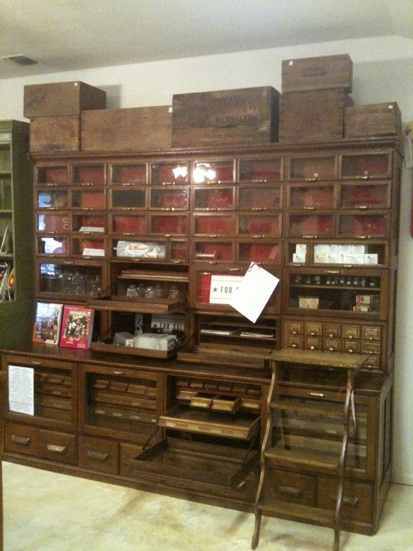 We refinish, restore and sell Warren Cabinets   Antique ...