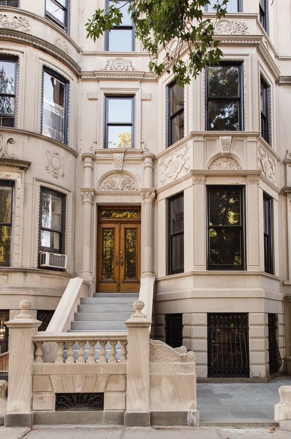 Prospect Park West townhouse - desire to inspire - desiretoinspire.net