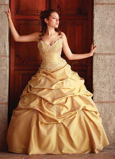 Best 25  Gold quinceanera dresses ideas on Pinterest
