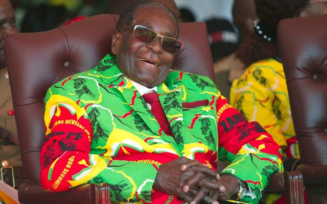 World Mess Association: Mugabe Decides To Step Down After Consulting With Aliens