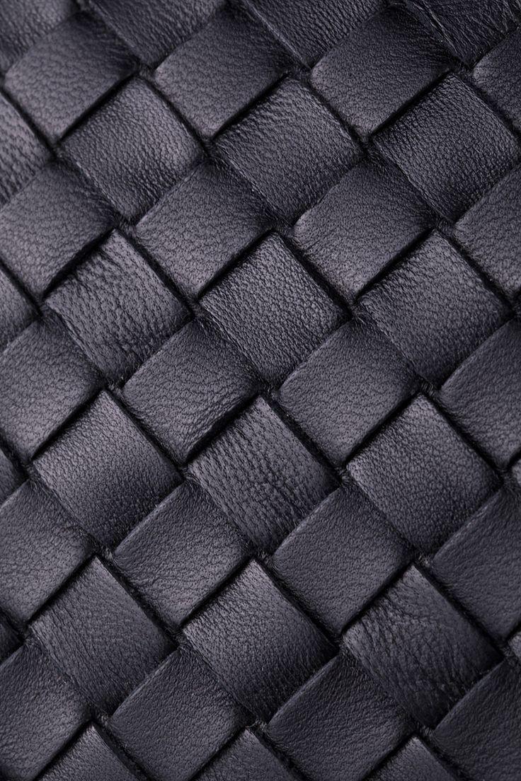 Bottega Veneta - Woven Leather Bag Details