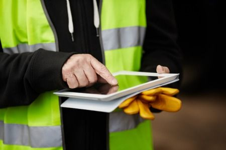 construction worker ipad - Google Search