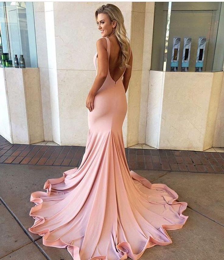@prevueformalandbridal has us blushing  #JOVANI #37592 #blushdress