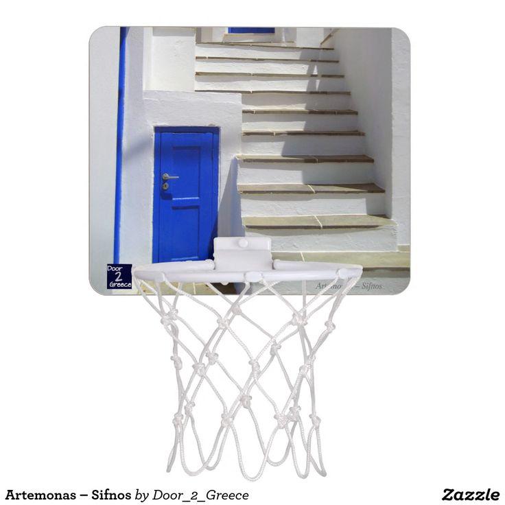 Artemonas – Sifnos Mini Basketball Backboards