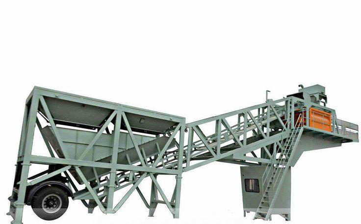 Mobile Concrete Batching Plant Philippines