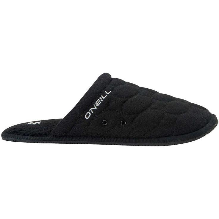O'Neill - Rico Black Slipper Shoes